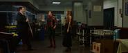 Happy, Spider-Man & Aunt May