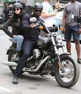 Jessica Jones Filming 10