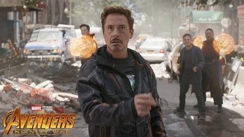 """Marvel Studios' Avengers Infinity War -- """"Legacy"""" TV Spot"""