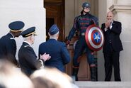 Captain America John Walker