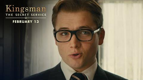 "Kingsman The Secret Service ""Welcome to Kingsman"" TV Commercial HD 20th Century FOX"