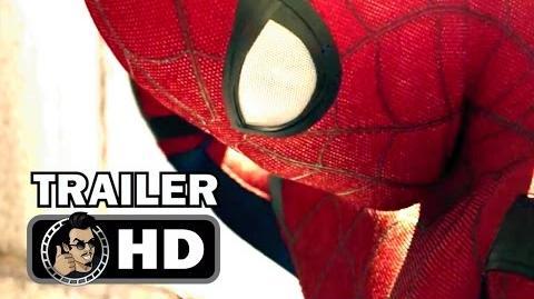 SPIDER-MAN HOMECOMING Official Trailer 2 Teaser (2017) Tom Holland Marvel Movie HD