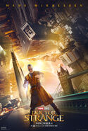Doctor Strange Character Posters 05
