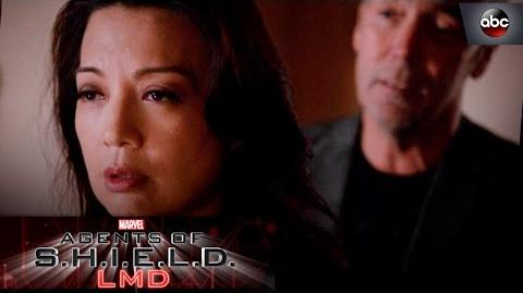 Dr. Radcliffe Examines May's Feelings for Coulson - Marvel's Agents of S.H.I.E.L.D.