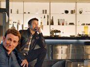 Hawkeye Drunk&Alone