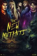 The New Mutants SDCC 2020 Posters 01