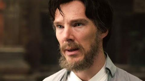 DOCTOR STRANGE TV Spot 1 - A New Reality (2016) Benedict Cumberbatch Marvel Movie HD