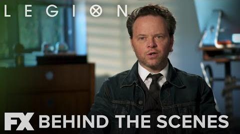Legion Inside Season 1 Cast of Legion FX