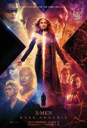 X-Men Dark Phoenix UK poster