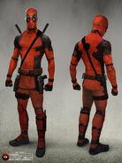 Deadpool Concept Art 04