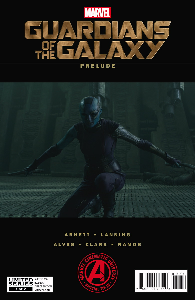 Guardians of the Galaxy Prelude