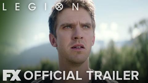 Legion Season 1 Trailer 2 FX