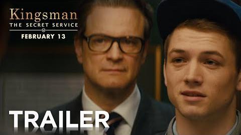 Kingsman The Secret Service Official Trailer 3 HD 20th Century FOX