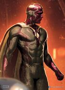 Vision side look promo art