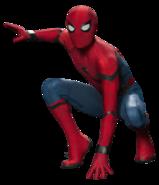 Wallcrawler Spider-Man Homecoming