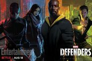 Defenders New Poster