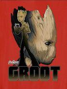 Groot InfinityWar Guardian