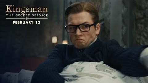 """Kingsman The Secret Service """"Now Playing"""" TV Commercial HD 20th Century FOX"""