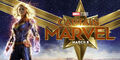 Captain Marvel Banner