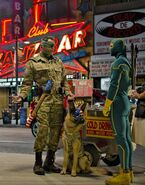 Colonel Stars and Kick-Ass