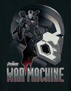 War Machine Infinity War Avenger