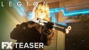 Legion Season 3 Time Travel Teaser FX