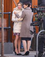 AKA Jessica Jones filming 6