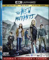 The New Mutants 4K Blu Ray