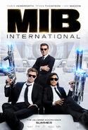Men in Black International teaser poster