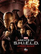 Agents of SHIELD Season 4 Promotional Poster