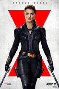 Black Widow 2021 Character Posters 05