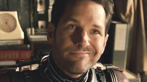 ANT-MAN TV Spot 47 (2015) Paul Rudd Marvel Superhero Movie HD