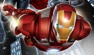 Iron Man tony avenger