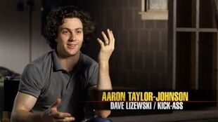 Kick-Ass 2 - Aaron Taylor-Johnson is Kick-Ass