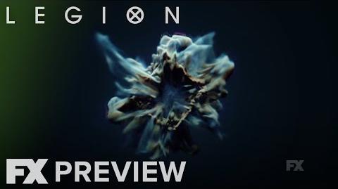 Legion Season 1 Astral Promo FX