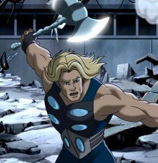 Thor (Ultimate Avengers)