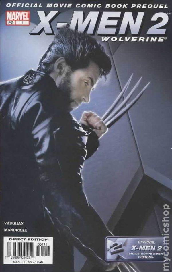 X2: X-Men United: The Movie Prequel: Wolverine