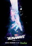 Runaways Character Poster 02