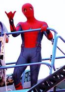 Spider-Man - Homecoming - Spidey - Set - August 30 2016 - 3