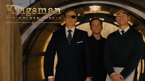 """Kingsman The Golden Circle """"Doomsday Protocol"""" TV Commercial 20th Century FOX"""