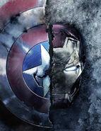 Shield Armored helmet-cracked