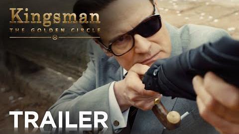 Kingsman The Golden Circle Official HD Trailer 2 2017