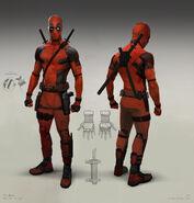 Deadpool Concept Art 03