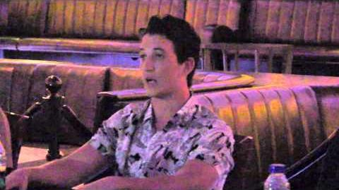 Fantastic 4 Cast Interview – CinemaCon 2015