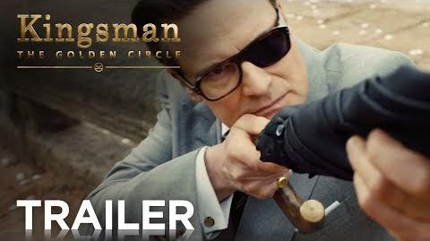 Kingsman The Golden Circle Official Trailer 2 HD 20th Century FOX