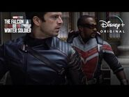 Co-workers - Marvel Studios' The Falcon and The Winter Soldier - Disney+