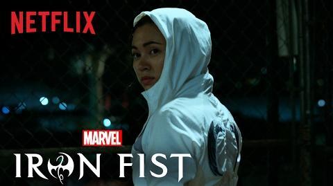 Marvel's Iron Fist Colleen Wing Sneak Peek Netflix