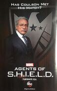 Agents of SHIELD Robert Poster