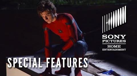 SPIDER-MAN HOMECOMING - SPECIAL FEATURES Preview