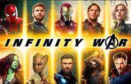Avengers Infinity War artwork 4